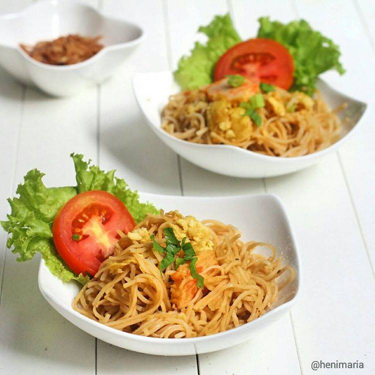 Easy Fried Noodle
